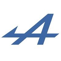 Alpine A Logo
