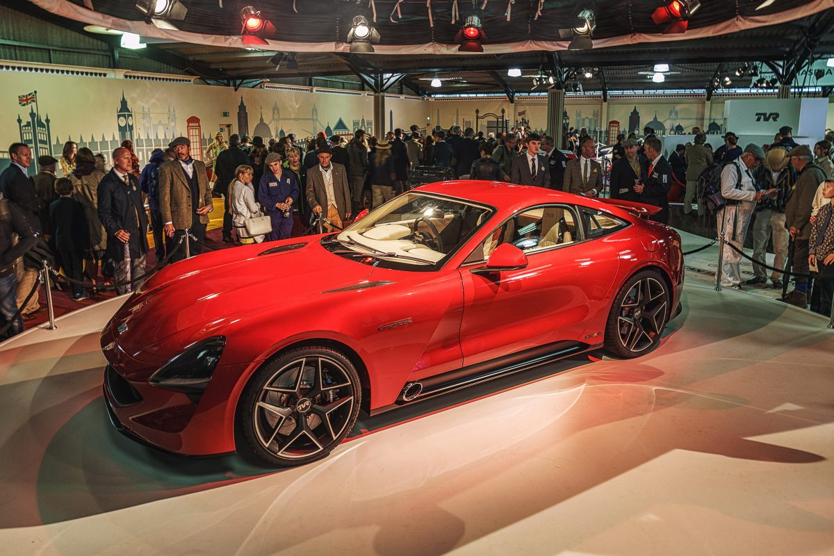 Tvr Remote Starter The London Motor Show To Showcase Stunning New Griffith Sports Legendary British Car Company Is Set Its Latest Creation At Confusedcom