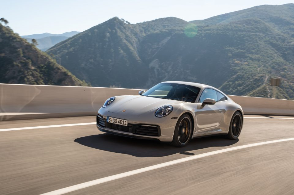 First drive: The 2019 Porsche 911 is a driving experience as close to perfect as they come