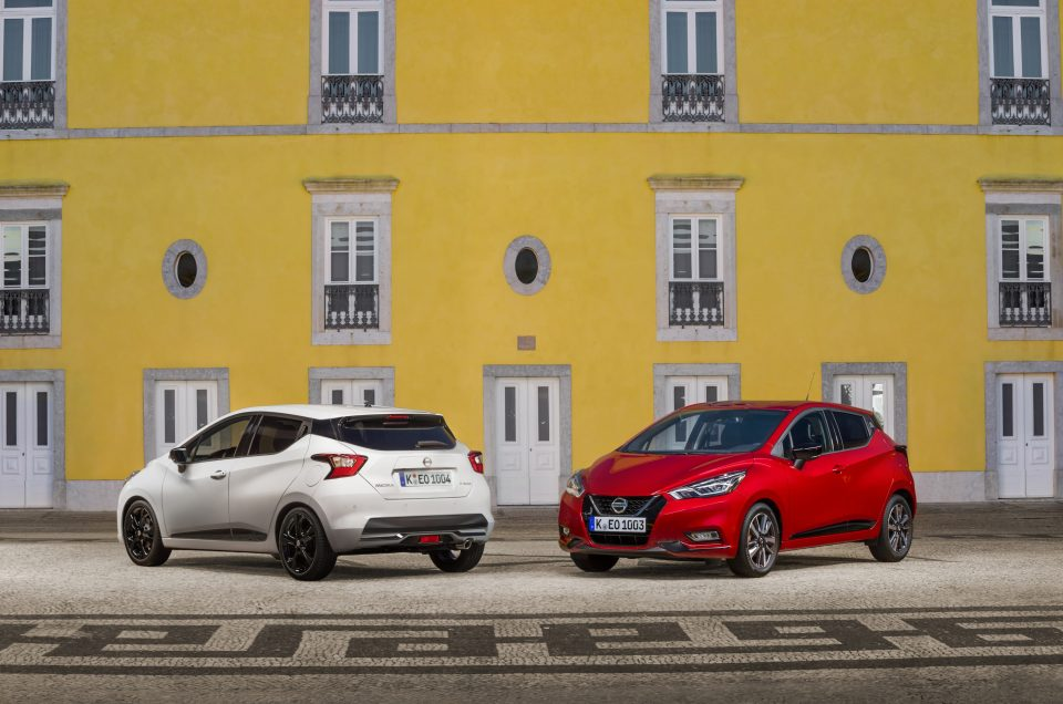 New petrol engines and N-Sport trim added to Nissan Micra range