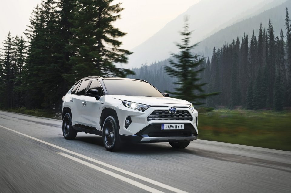 First drive: The Toyota RAV4 could be the hybrid SUV to buy