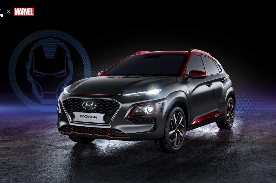 Marvel-lous! Hyundai launches Kona Iron Man Edition