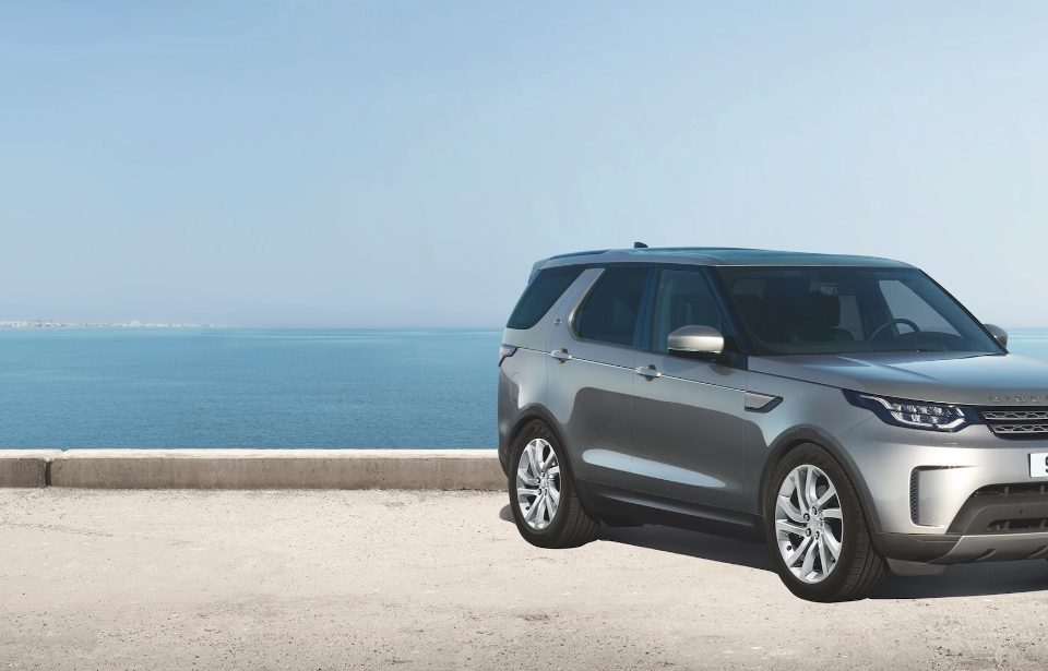 Land Rover Discovery Anniversary celebrates off-roader's 30th birthday