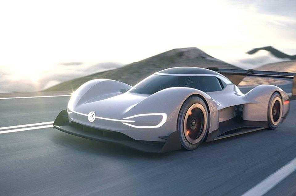 Volkswagen eyes Nurburgring record. In an electric car.