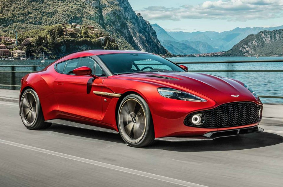 See it at the show – Aston Martin Zagato pre show review.