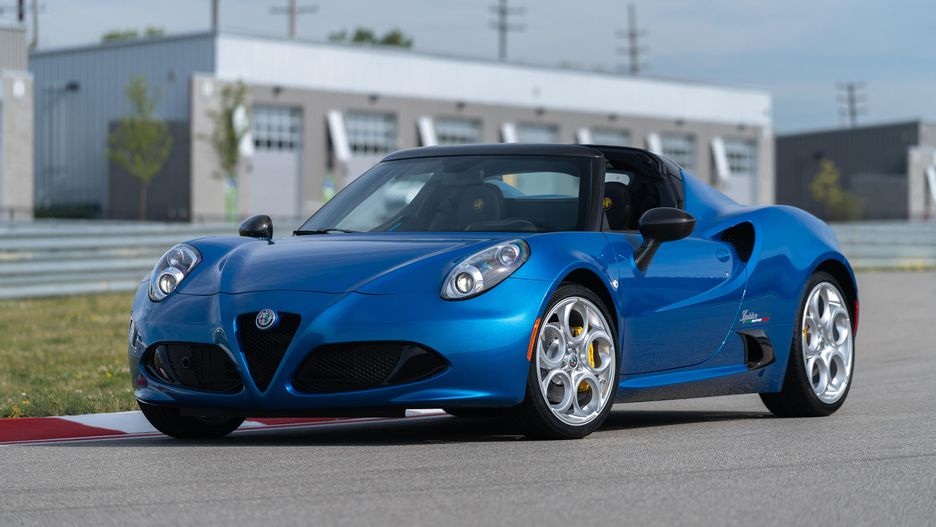 Why you need to buy an Alfa 4c now!