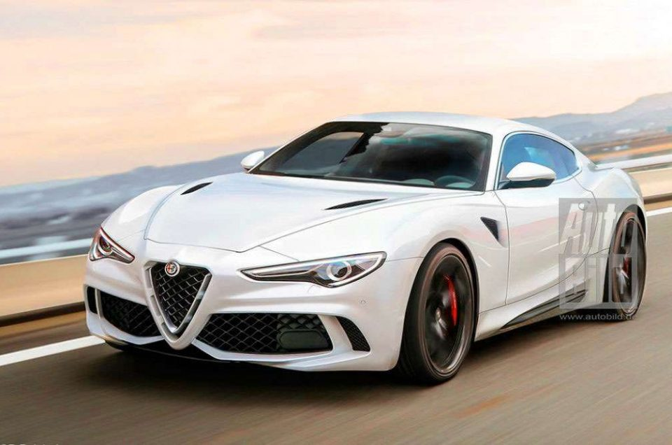 Alfa unveils the 6C and its stunning.