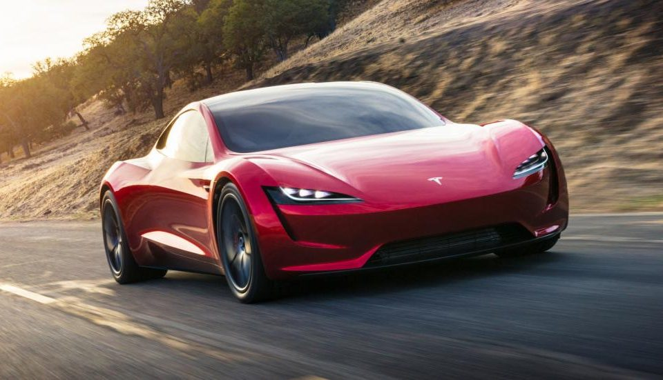 Tesla claim the new roadster will be quicker than a Bugatti Chiron.