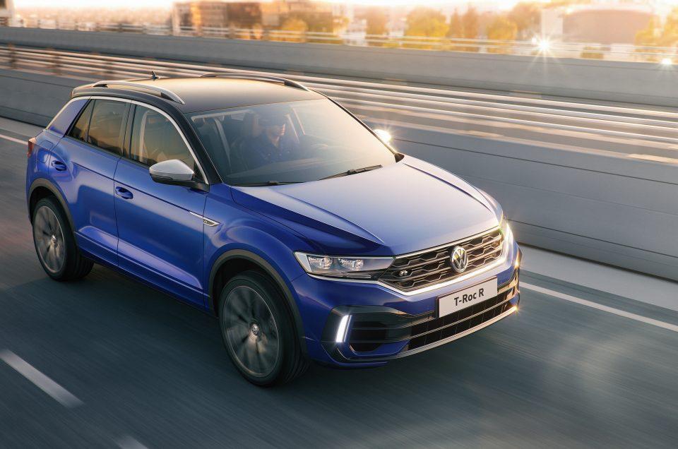 Volkswagen unleashes range-topping T-Roc R
