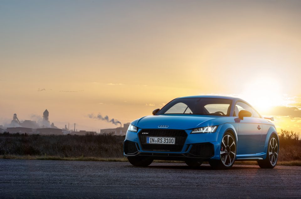 Audi releases updated TT RS Coupe and Roadster
