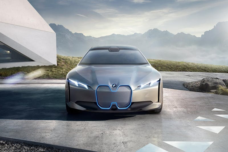 650hp BMW i7 on the cards.