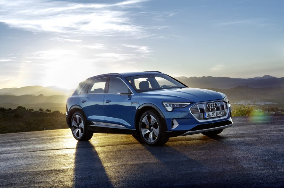 Audi joins the e-volution with e-tron. The new Quattro?