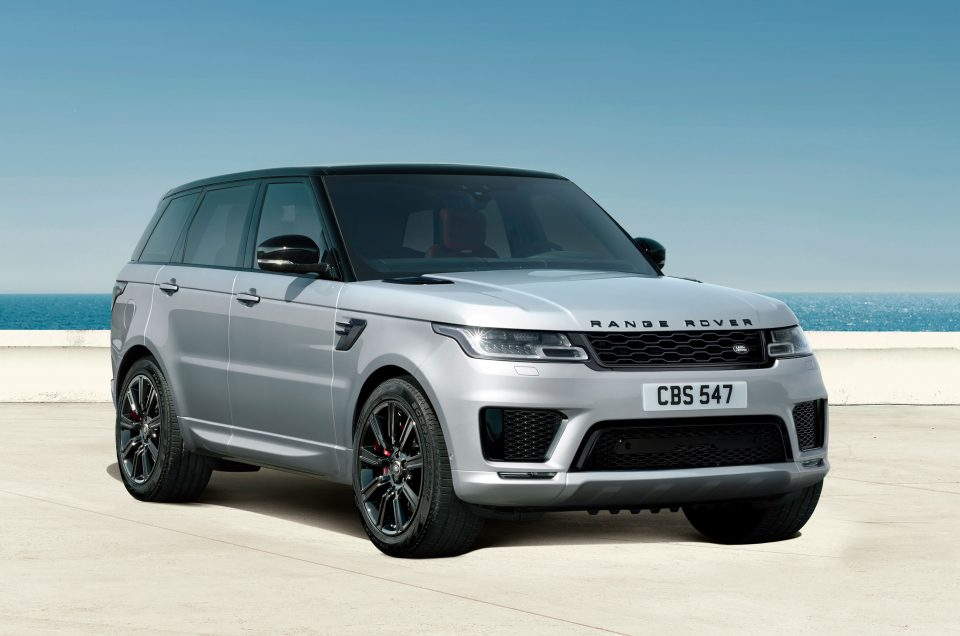 Range Rover Sport range bolstered with new HST special edition