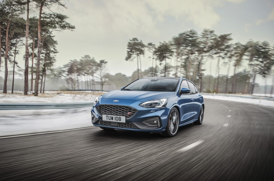 Hotly anticipated Ford Focus ST breaks cover