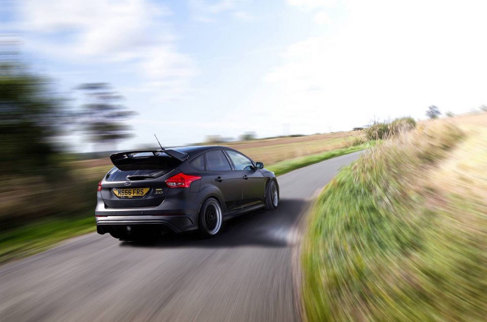 Mountune introduces new 395bhp performance upgrade for Ford Focus RS