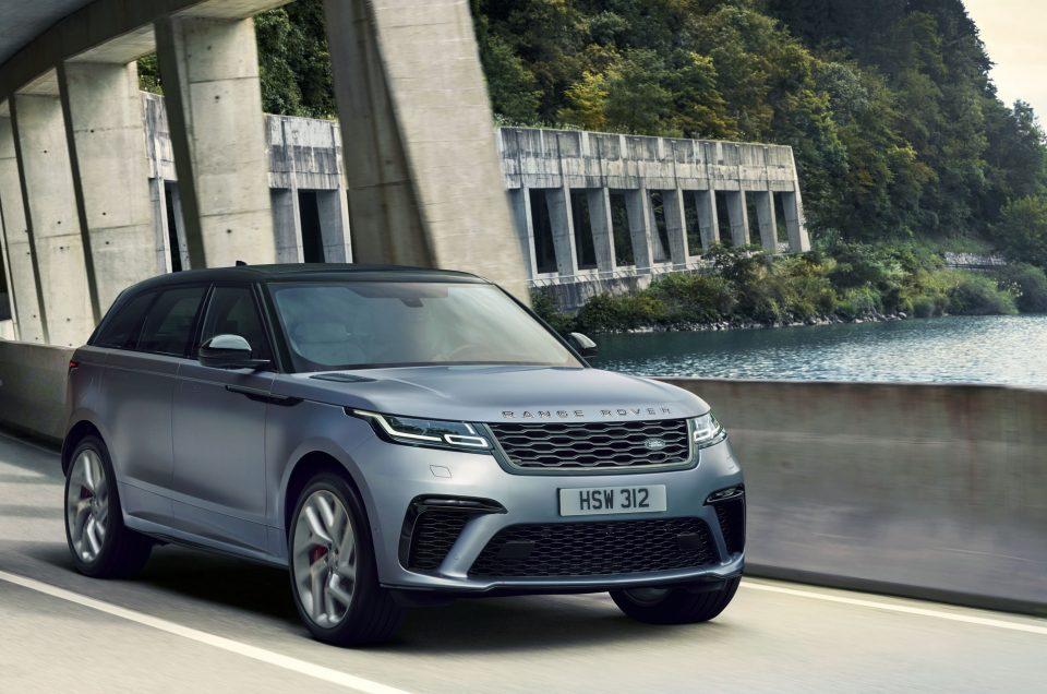 New Range Rover >> New 542bhp Range Rover Velar Svautobiography Announced The