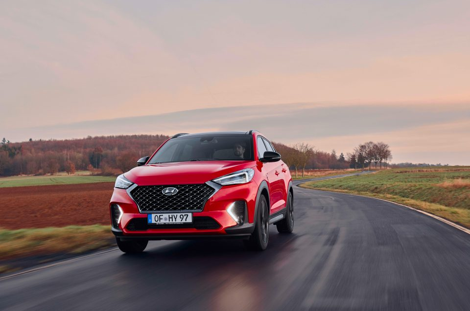 Hyundai Tucson N Line SUV to make public UK debut at Leasing.com London Motor & Tech Show