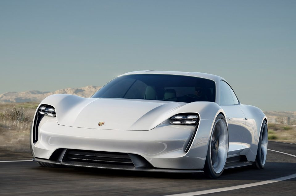 More than 20,000 people register for new Porsche Taycan EV