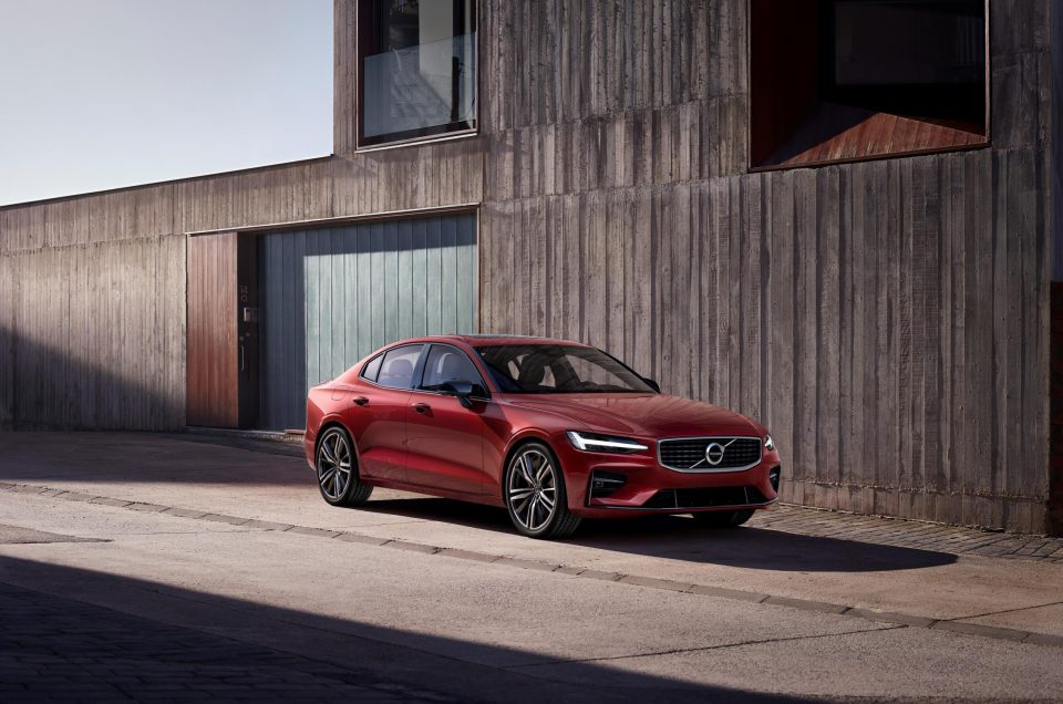 Volvo announces pricing for new S60