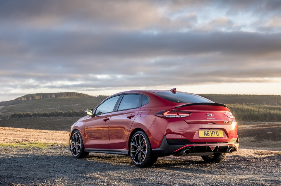 See It At The Show Hyundai I30 Fastback N One Of If Not The Best