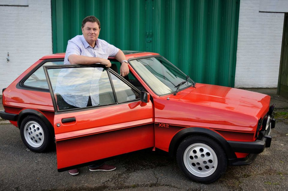 TV star Mike Brewer joins The Leasing.com London Motor & Tech Show celebrity lineup.