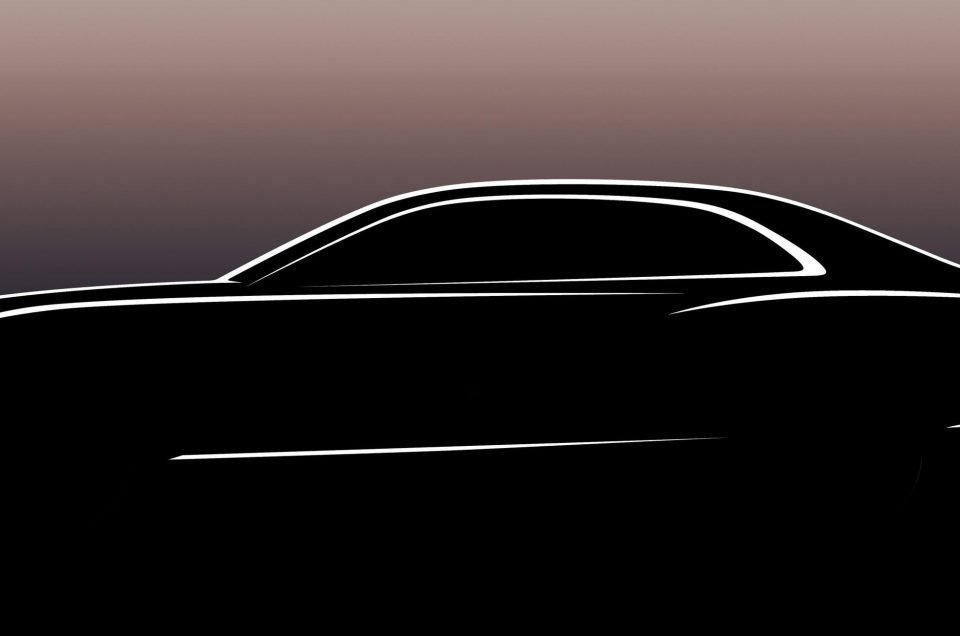 New Bentley Flying Spur confirmed with teaser images