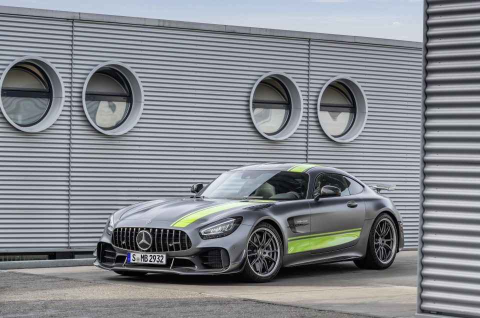 Mercedes-AMG looks to shift to all-wheel drive