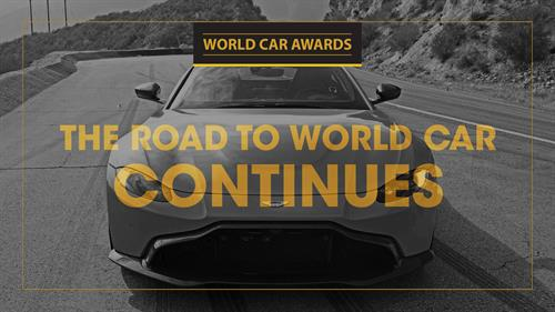 Road to World Car Awards continues at The Leasing.com London Motor & Tech Show