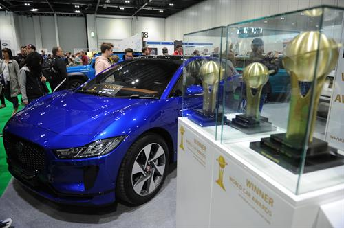 World Car Awards once again shine at The Leasing.com London Motor & Tech Show