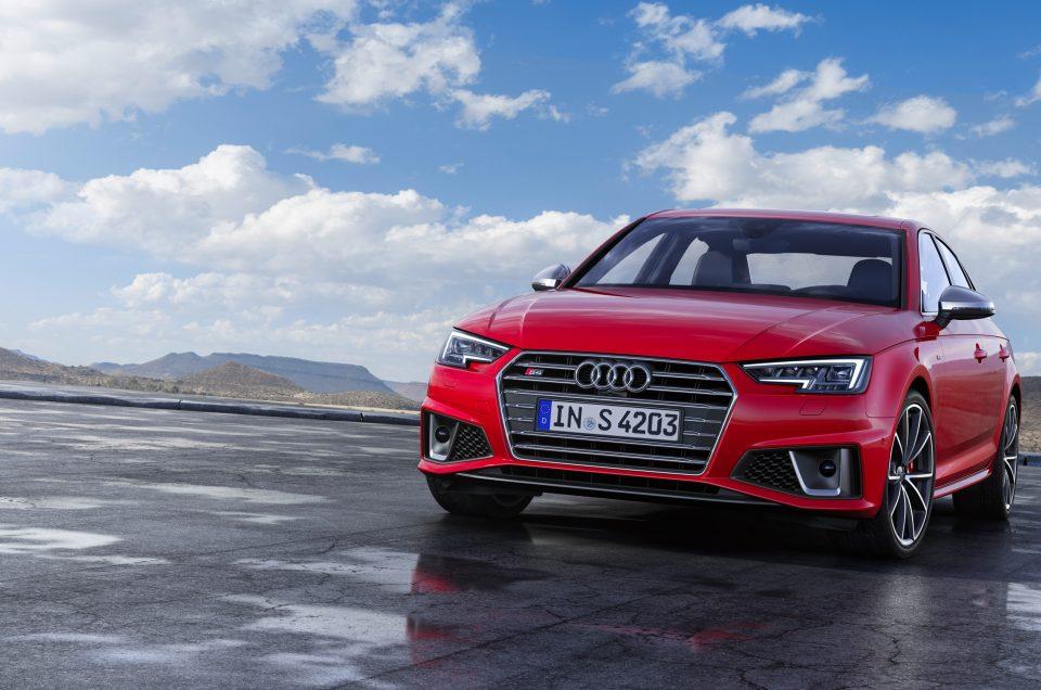Audi brings mild-hybrid diesel power to S4