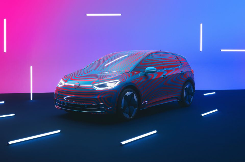 Volkswagen reveals new EV will be called ID.3 as order books open
