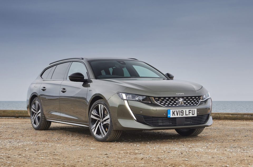 Pricing and specs confirmed for new Peugeot 508 SW