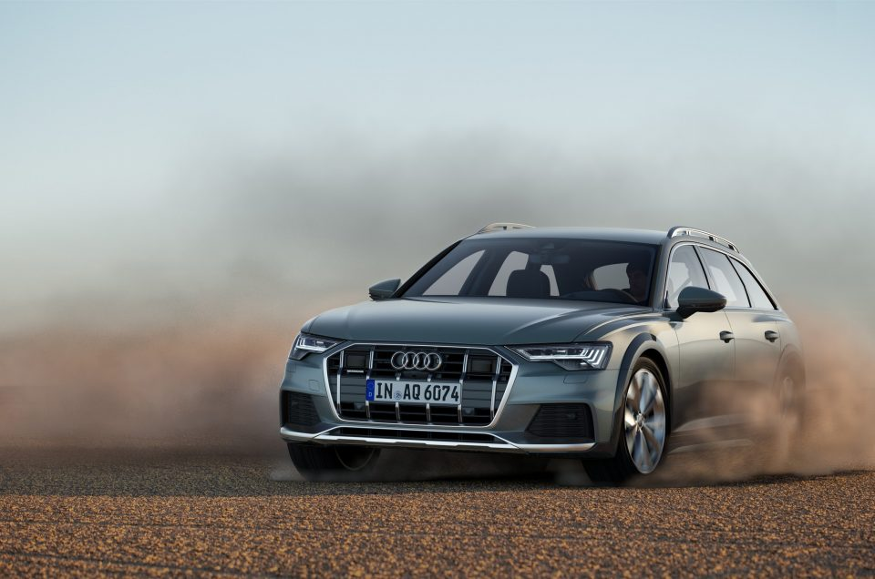 New Audi A6 Allroad brings 4×4 abilities to executive estate