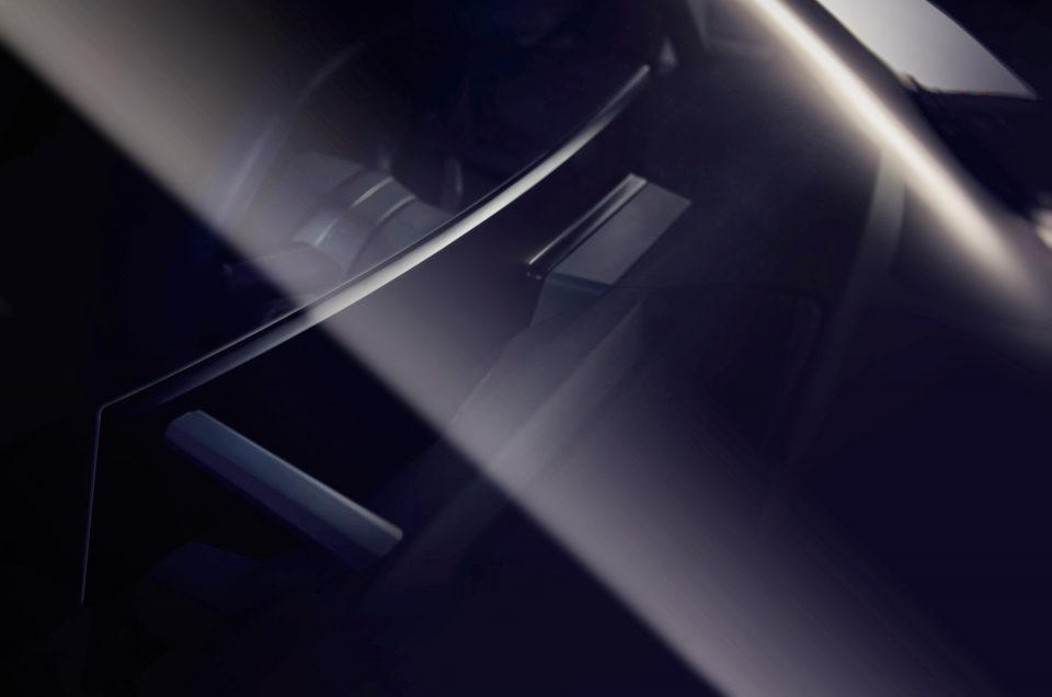 BMW showcases curved display for next-generation cars